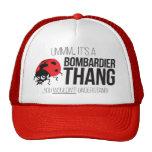 Bombardier Ladybug Hat