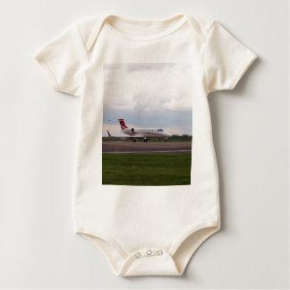 Bombardier Lear Jet 45XR Baby Bodysuit