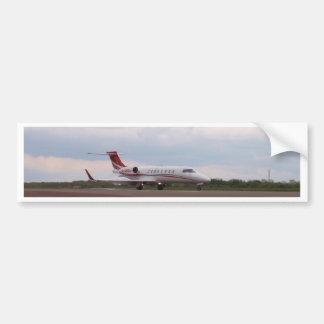 Bombardier Lear Jet 45XR Bumper Sticker