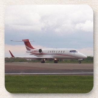 Bombardier Lear Jet 45XR Coaster