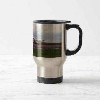 Bombardier Lear Jet 45XR Coffee Mugs