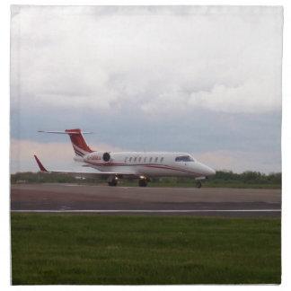 Bombardier Lear Jet 45XR Napkin