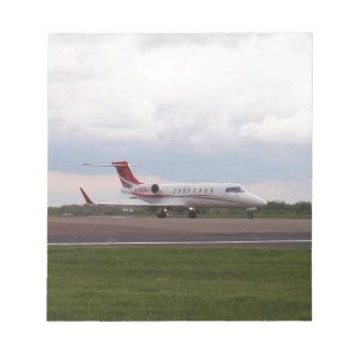 Bombardier Lear Jet 45XR Memo Notepad