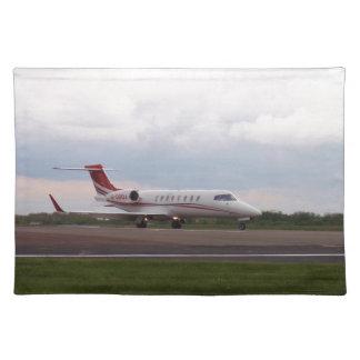 Bombardier Lear Jet 45XR Placemat