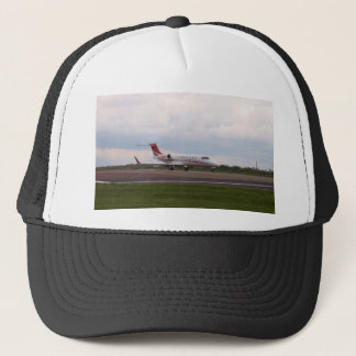 Bombardier Lear Jet 45XR Trucker Hat