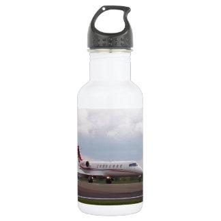Bombardier Lear Jet 45XR Water Bottle