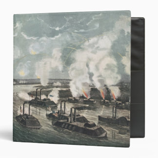 Bombardment and Capture of Island No.10 3 Ring Binder