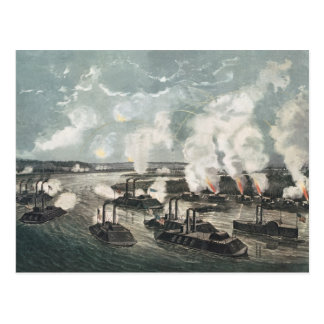 Bombardment and Capture of Island No.10 Post Cards