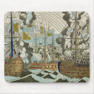 Bombardment and Siege of Algiers, 3rd July 1830 Mouse Pad