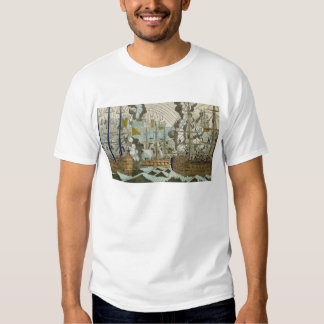 Bombardment and Siege of Algiers, 3rd July 1830 T-shirt
