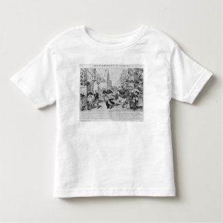 Bombardment and siege of Strasbourg Toddler T-shirt