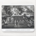 Bombardment of Fort Sumter, Charleston Harbour Mouse Pad