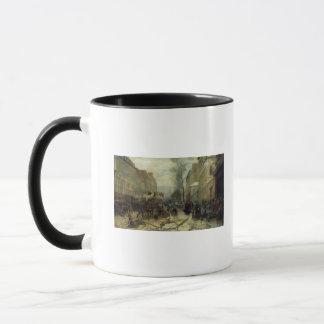 Bombardment of Paris in 1871 Mug