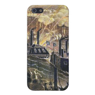 Bombardment of Vicksburg Cover For iPhone 5