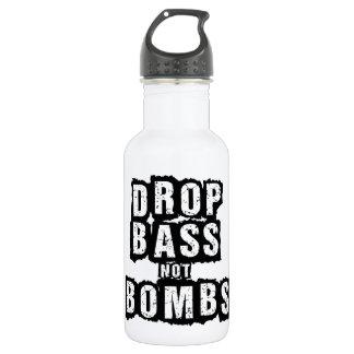 Bombas del bajo del descenso no