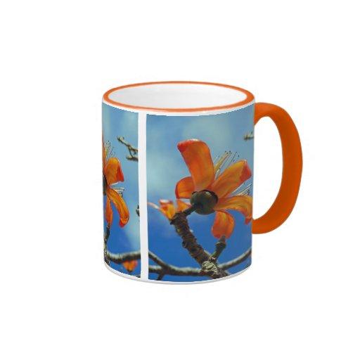 Bombax Ceiba Mug