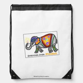 Bombay bag backpacks