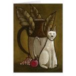 Bombay Cat 3 Card