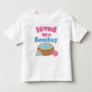 Bombay Cat Breed Loved By A Gift Toddler T-shirt