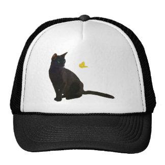 Bombay Cat & Butterfly Trucker Hat