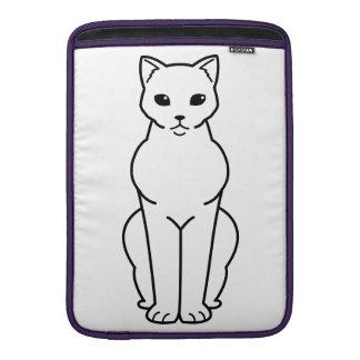 Bombay Cat Cartoon Sleeve For MacBook Air