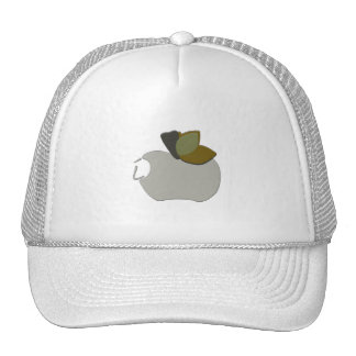 Bombay Grey Apple Trucker Hat