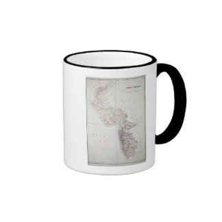 Bombay Presidency, 1890 Coffee Mug