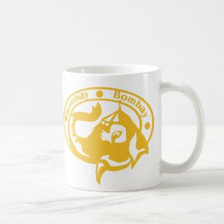 Bombay Stamp Coffee Mug