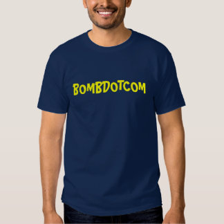 BOMBDOTCOM REMERAS