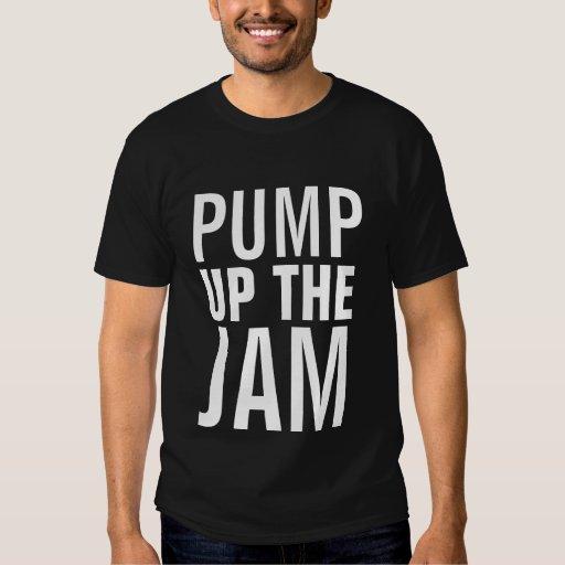 Bombee para arriba la camiseta de los años 80 del playera