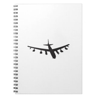 Bomber Aircraft Note Book