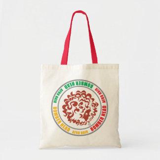 BOMBER HEAD-RASTA (Bag) Tote Bag