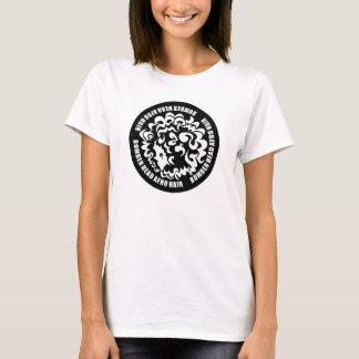 BOMBER HEAD round T-Shirt