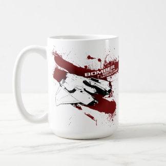 Bomber splash mug