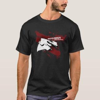 Bomber splash t-shirt