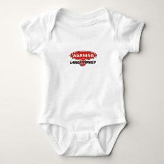 bombero body para bebé