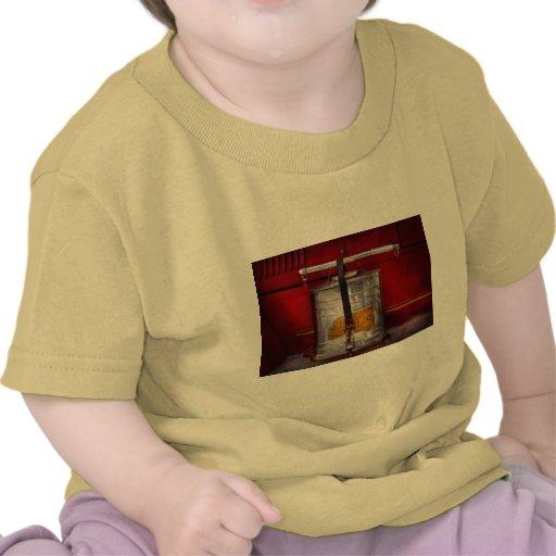 Bombero - bomba india camiseta