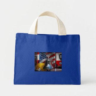 Bombero - candente bolsa de mano