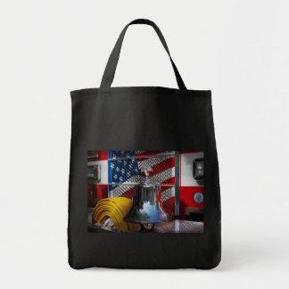 Bombero - candente bolsas