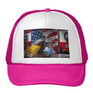 Bombero - candente gorra