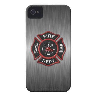 Bombero de lujo Case-Mate iPhone 4 carcasa