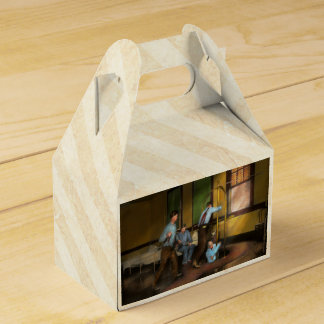 Bombero - el firebell suena 1922 cajas para regalos de boda