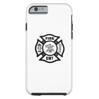 Bombero EMT Funda De iPhone 6 Tough
