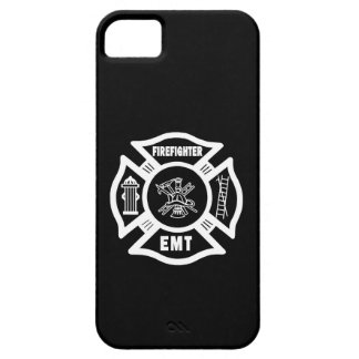Bombero EMT Funda Para iPhone 5 Barely There