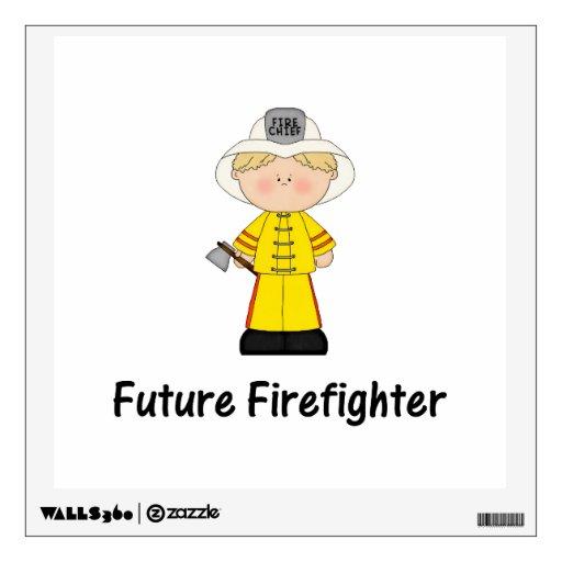 bombero futuro (muchacho)