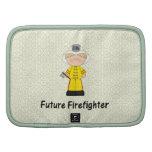 bombero futuro (muchacho) planificadores