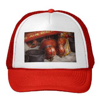 Bombero - gorras - me ofrecí voluntariamente para