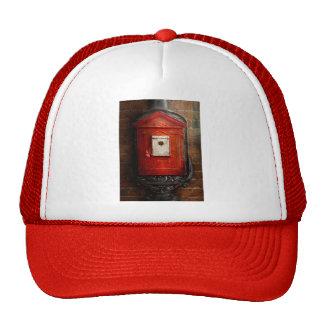 Bombero - la caja del fuego gorras