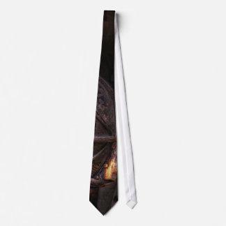 Bombero - llevado y usado corbatas personalizadas