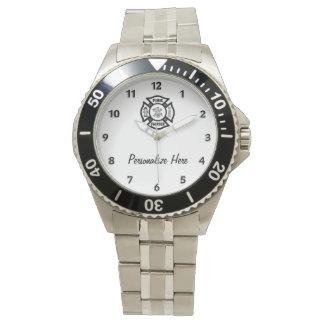 Bombero Reloj